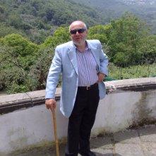 Un\'immagine dell\'attore napoletano Gerardo Scala
