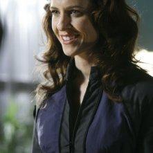 Anna Galvin in un momento dell'episodio 'Remnants' della serie Stargate Atlantis