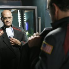 Robert Picardo nell'episodio 'Remnants' della quinta stagione di Stargate Atlantis