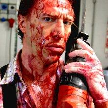 Ottaviano Blitch è Adam, il macellaio del film IN THE MARKET