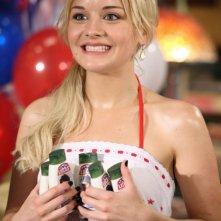 Jordan Hinson nel ruolo di Zoe Carter nella serie tv Eureka, episodio 'Here come the suns'
