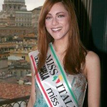 Un'immagine di Miriam Leone, Miss Italia 2008