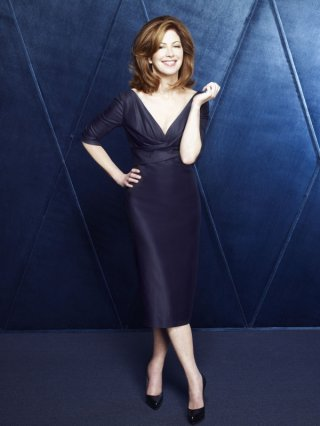 Dana Delany in una foto promozionale per la quinta stagione di Desperate Housewives