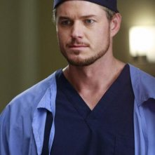 Eric Dane nel primo episodio della quinta stagione di Grey's Anatomy: Dream a little dream of me