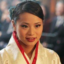 Jamie Chung interpreta Heaven nella serie tv Samurai Girl