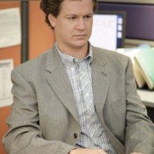 Jonathan Mangum è l'Agente speciale Daniel Keating nell'episodio 'Last man standing' della sesta stagione di NCIS