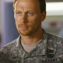 Kevin McKidd interpreta Owen nell'episodio 'Dream a little dream of me' della serie Grey's Anatomy