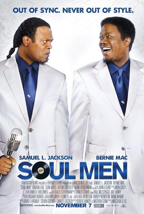 La Locandina Di Soul Men 88318