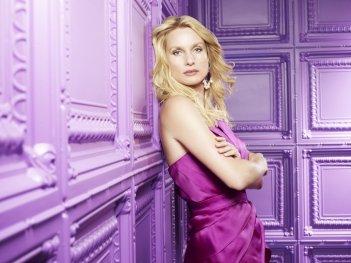 Nicollette Sheridan posa per delle immagini promozionali della quinta stagione di Desperate Housewives