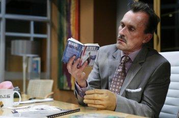 Robert Knepper nell'episodio 'Blow Out' della quarta stagione di Prison Break