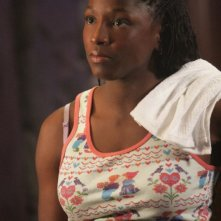 Rutina Wesley in una scena della serie True Blood