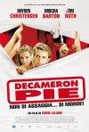Una locandina italiana di Decameron Pie