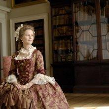 Charlotte Rampling interpreta Lady Spencer nel film La duchessa