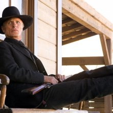 Ed Harris in un'immagine del film Appaloosa