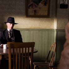 Ed Harris in una scena del western Appaloosa