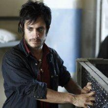 Gael Garcia Bernal in un'immagine del film Blindness - Cecità