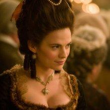 Hayley Atwell interpreta Elizabeth 'Bess' Foster nel film La duchessa