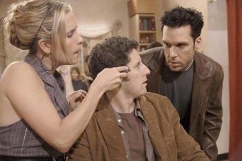 Jason Biggs e Dane Cook in una scena del film My Best Friend's Girl