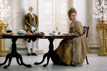 Keira Knightley in una scena del film La duchessa