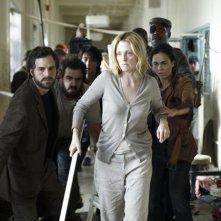 Mark Ruffalo e Julianne Moore in un'immagine del film Blindness - Cecità