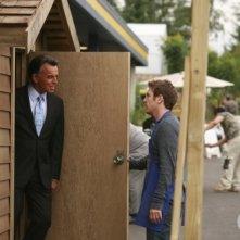 Ray Wise e Bret Harrison nell'episodio Tutto mio della serie TV Reaper