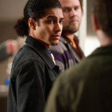 Rick Gonzalez è Ben nell'episodio Il poliziotto della serie Reaper