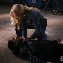 Una scena drammatica dell'episodio L'amore non esiste di Reaper