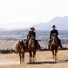 Viggo Mortensen e Ed Harris sono i pistoleri protagonisti del western Appaloosa