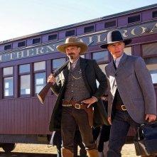 Viggo Mortensen e Ed Harris sono i protagonisti del western Appaloosa
