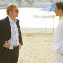 David Caruso nell'episodio 'Wo't Get Fueled Again' della serie CSI Miami