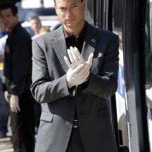 Gary Sinise nell'episodio 'Page Turner' della serie CSI New York