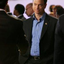 Gary Sinise nell'episodio 'Turbulence' della serie CSI New York