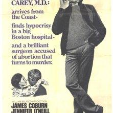 La locandina di Il caso Carey