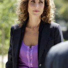 Melina Kanakaredes nell'episodio 'Page Turner' della serie CSI New York