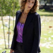 Melina Kanakaredes nell'episodio 'Page Turner' della serie tv CSI New York