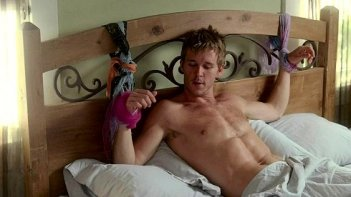 Ryan Kwanten in una scena dell'episodio The First Taste della serie True Blood