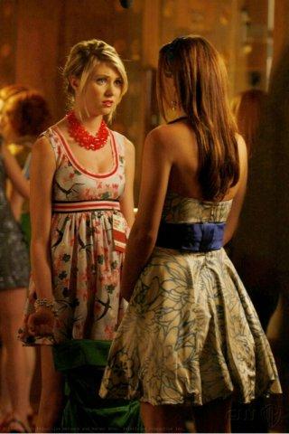 Taylor Momsen nell'episodio 'The Serena Also Rises' della serie televisiva Gossip Girl