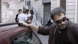 Un'immagine del film Il pugile e la ballerina, diretto da Francesco Suriano