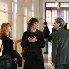 Veronica Pivetti con Loredana Cannata e Claudio Bigagli in una scena di Provaci ancora Prof! 3