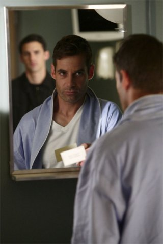 Adrian Pasdar nell'episodio The Butterfly Effect di Heroes