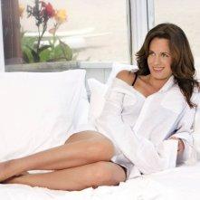 Elizabeth Reaser in una foto promozionale di The Ex List