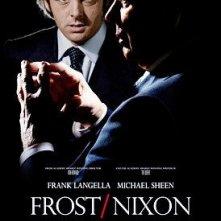La locandina di Frost/Nixon