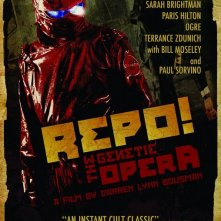 La locandina di Repo! The Genetic Opera!