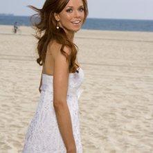 Rachel Boston in una foto promozionale della serie The Ex List