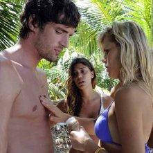 Isola dei Famosi 6: Leonardo Tumiotto, Veridiana Mallmann e Belen Rodriguez