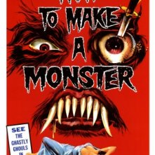 La locandina di How to Make a Monster