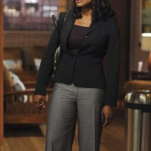 Audra McDonald in una scena dell'episodio 'Equal & Opposite' della serie tv Private Practice