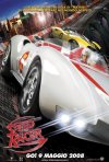 La locandina italiana di Speed Racer