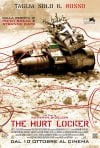 La locandina italiana di The Hurt Locker