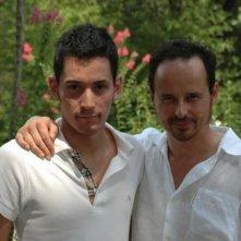 Marco e Matteo Tondini, rispettivamente sceneggiatore e regista del corto Il mio ultimo giorno di guerra